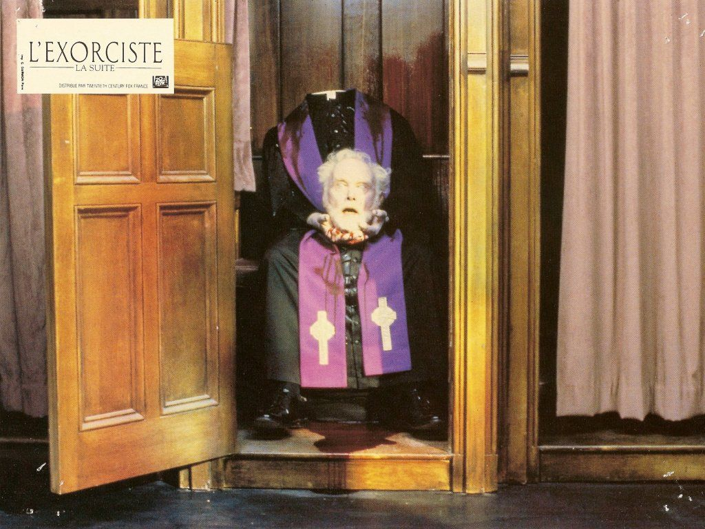 The Exorcist Iii French Promo Shows Aftermath Of The First