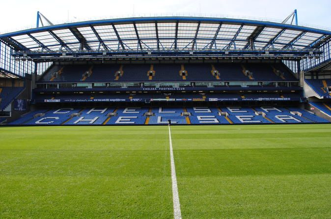 Chelsea Football Club Tour And Museum Entrance Ticket Sports Fans In London Will Love Touring Stamfor Chelsea Stadium Chelsea Football Club London Attractions