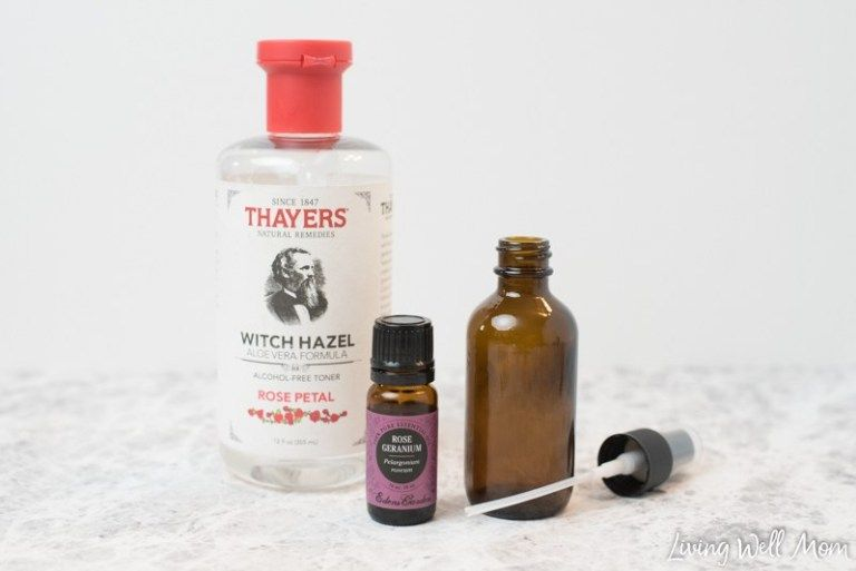 Diy natural essential oil tick repellent tick repellent
