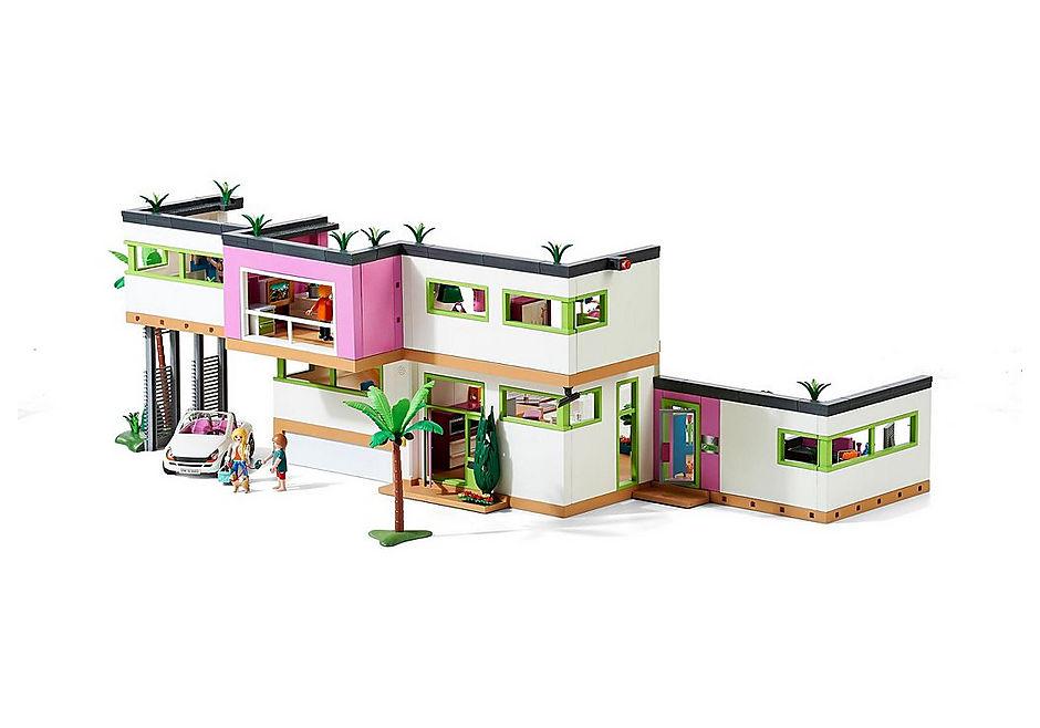 ausmalbilder playmobil luxusvilla  best style news and