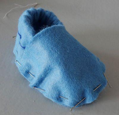 chausson en feutrine b b patron couture gratuit mobile b b feutrine et animaux pinterest. Black Bedroom Furniture Sets. Home Design Ideas