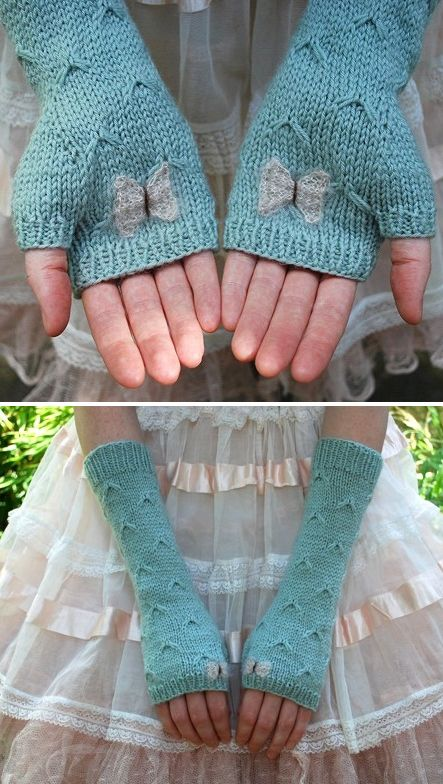 Knitting pattern for Catching Butterflies by tiny owl knits ...