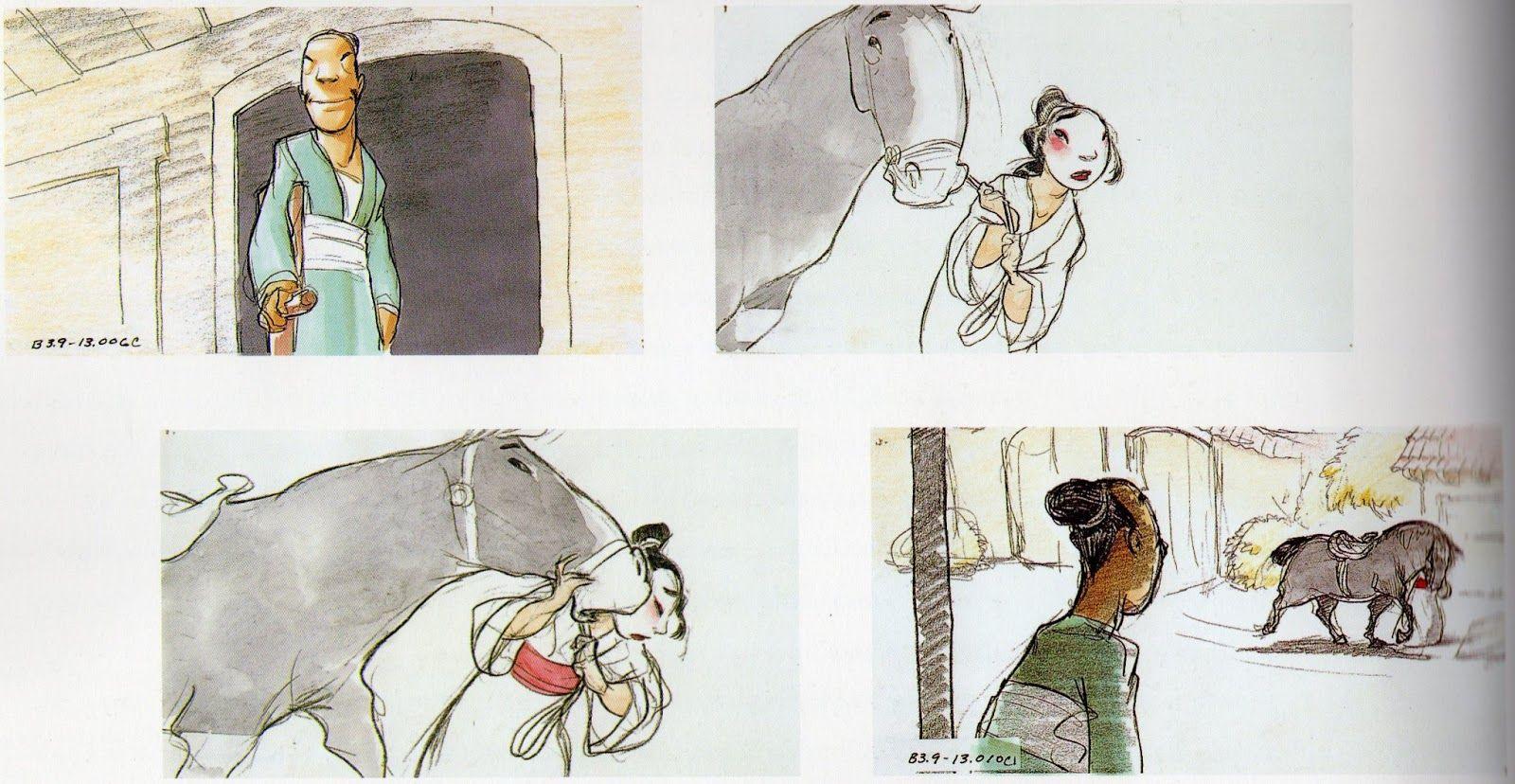 Mulan [Walt Disney - 1998] - Page 6 F964ccd5e40df01e5b3db0357a0091c3