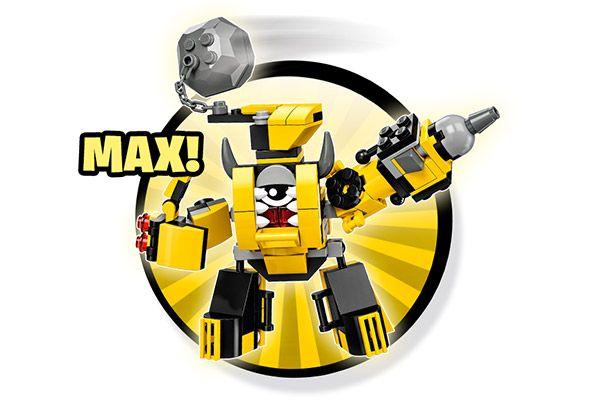 LEGO.com Mixels Explorar - Descargas - Instrucciones de construcción - Instrucciones de construcción de 41545_41546_41547