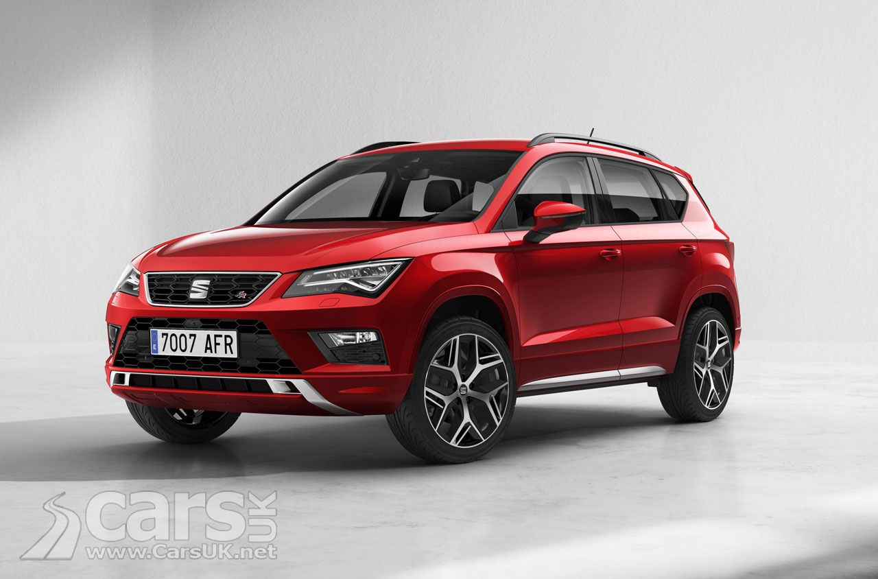 Seat Ateca Fr Seat S Sporty Ateca Uk Price And Specs Announced