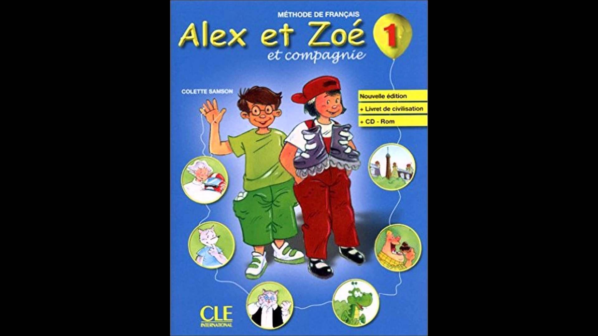 alex et zoe 1 pdf