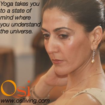 #Yoga takes you to a state of mind where you understand the universe.  #truth #quote #inspiration