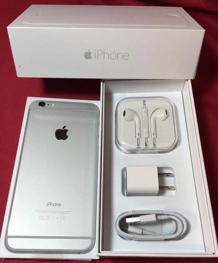 New In Box Apple Iphone 6 16gb Gray Grey Factory Gsm Unlocked For Att T Mobile Gsmkingpin Com Iphone 6 16gb Apple Iphone 6 Iphone