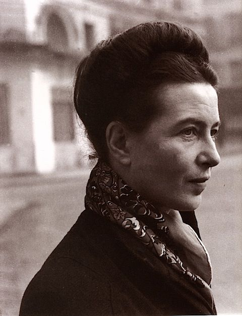 Feminist Inspiration: Simone de Beauvoir سیمون دو بو ووار عاشقی افسانه ای بود ، نامه هایی که از او به یادگار مانده ارزش چندبار خواندن دارند .