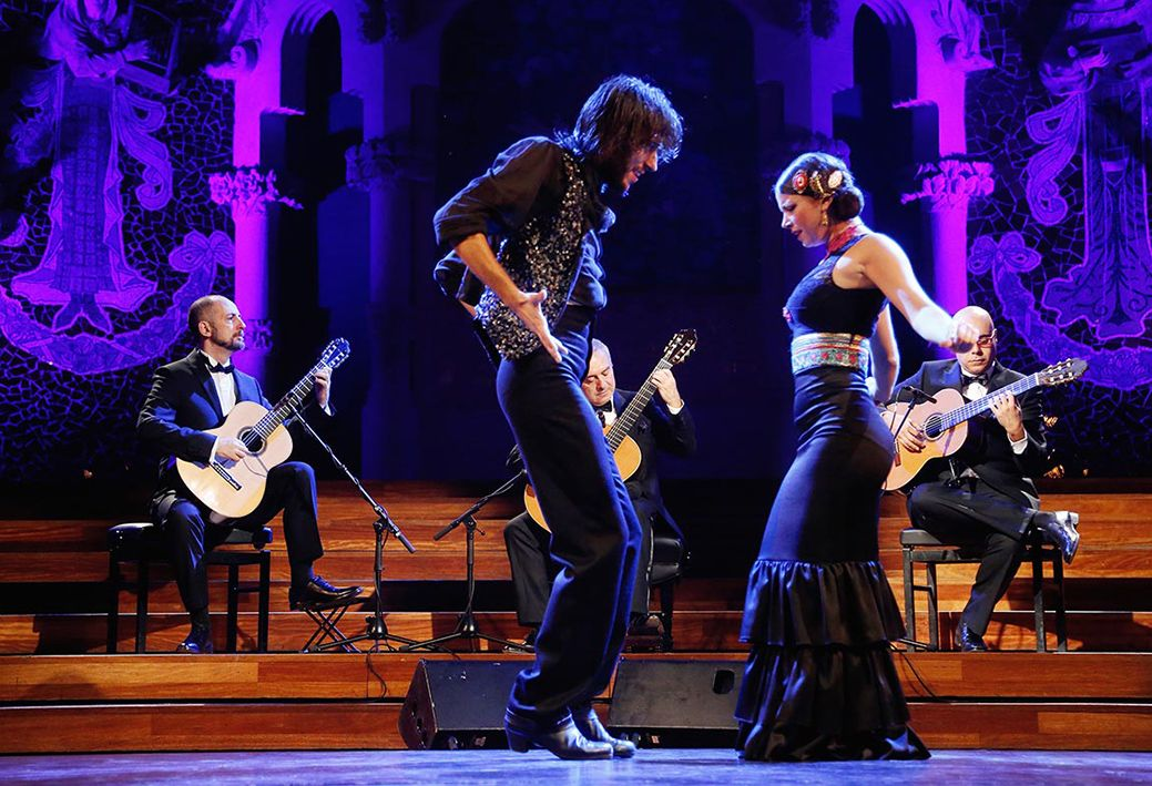 Barcelona Guitar Trio Dance Artists Maestros De La Guitarra Paco De Lucía Dance Guitar