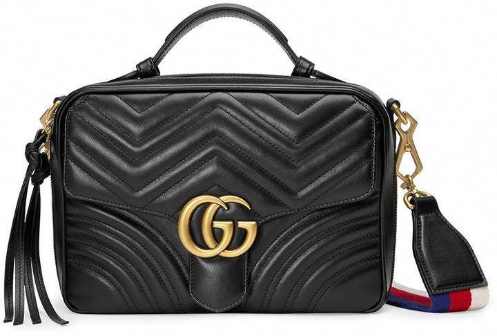 6bd3e0fdc07 Gucci GG Marmont matelassé shoulder bag  Guccihandbags