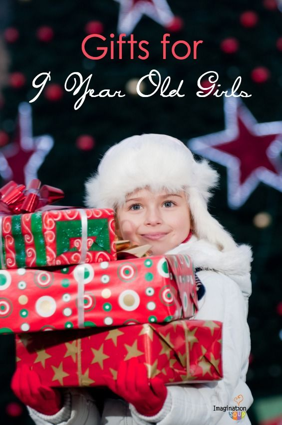 Gifts for 9-Year Old Girls | Christmas gifts for kids ...