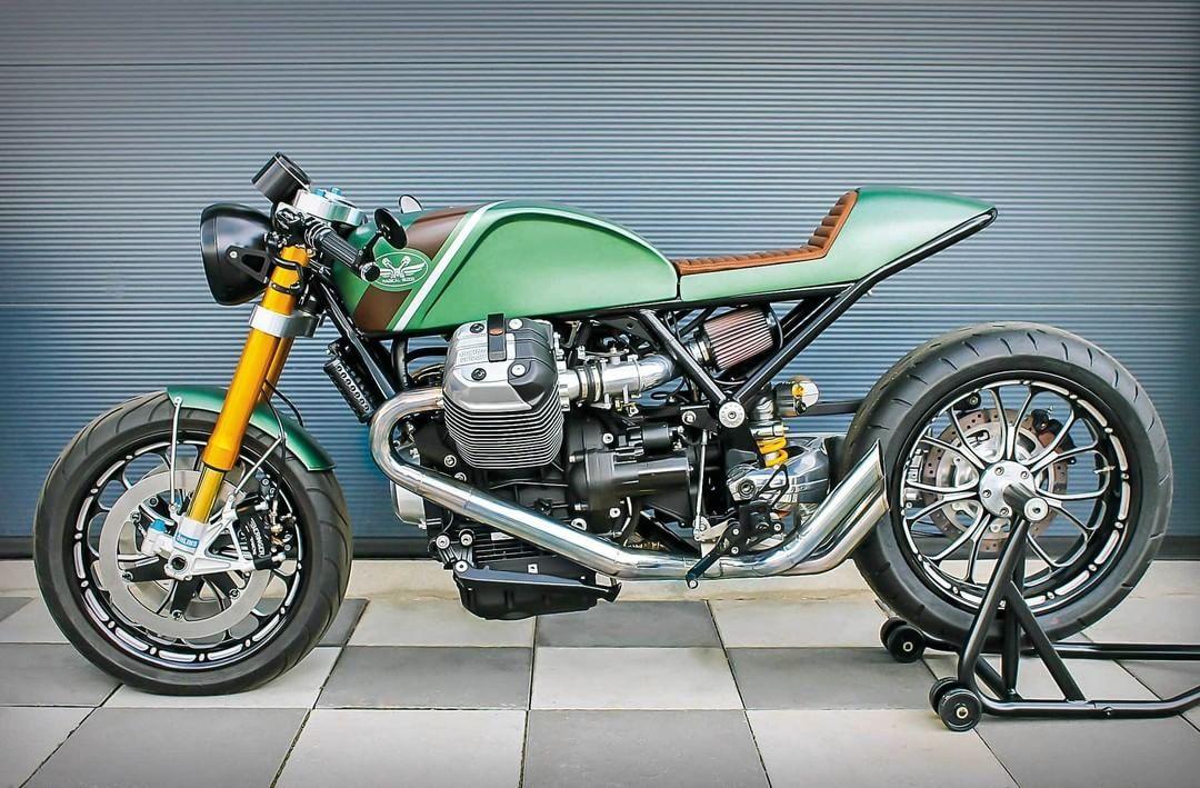 Moto Guzzi 1200 - Cafe Racer