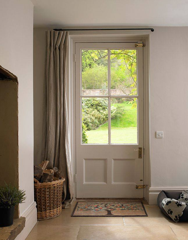 Best Of Curtains for Entry Doors