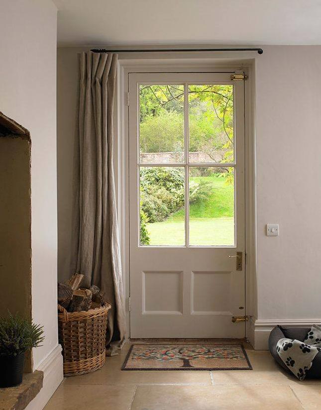 Front Door Curtain Front Door Curtains Glass Front Door