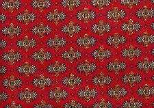 tissu provençal vintage