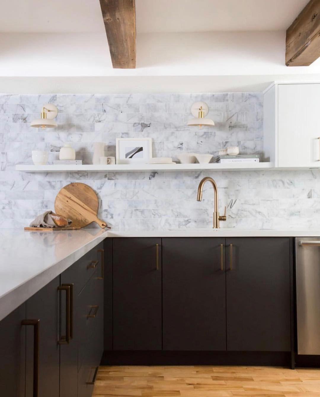Beautifully balanced design by Toronto based interior designer