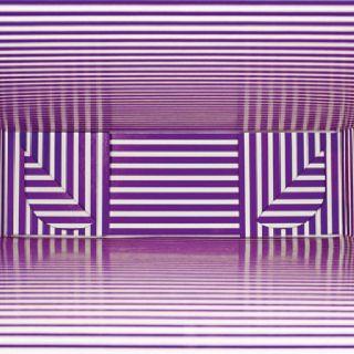 Lucia Koch . Walldrawing, 2010 Fotografia, 104 x 72 cm . Homenagem ao artista americano Sol Lewitt (1928-2007), que propôs o conceito walldrawing para seus desenhos feitos diretamente sobre paredes em arquiteturas específicas.