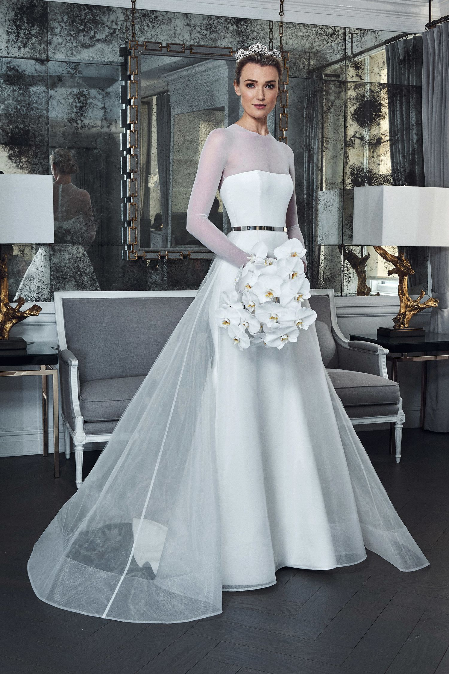 See Legends Romona Keveza Wedding Dresses From Bridal Fashion Week Ball Gowns Wedding Romona Keveza Wedding Dresses Structured Wedding Dresses