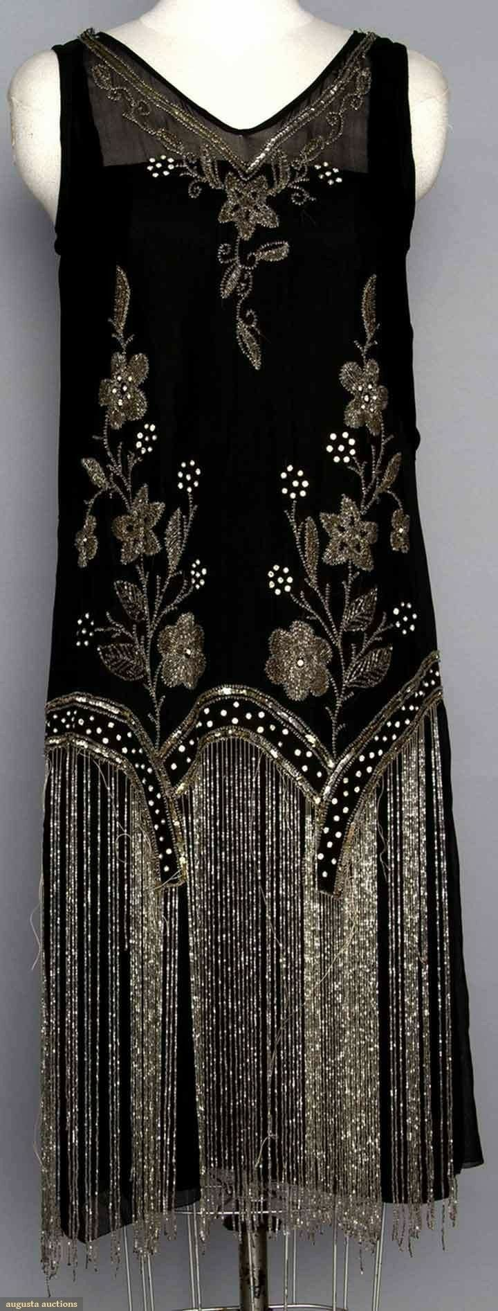 Vintage black and gold vintage couture in pinterest