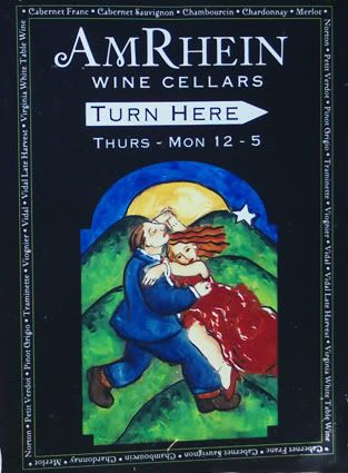If youu0027re in the Roanoke/Blacksburg area take a drive out to AmRhein wine cellars. Their wine mimics the taste of German style wines and all are quite ...  sc 1 st  Pinterest & If youu0027re in the Roanoke/Blacksburg area take a drive out in the ...