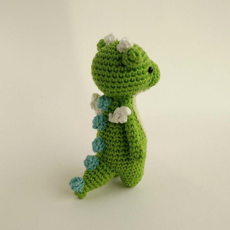 Mini Dragon amigurumi pattern - Amigurumipatterns.net   crocheting ...