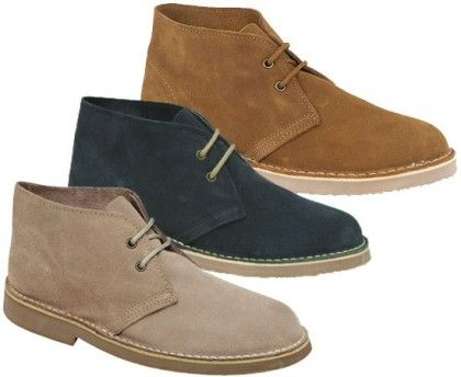 Roamers: Changing Desert Boots For The Better