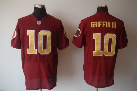 best service b9c71 03ac0 Nike Washington Redskins 10 Robert Griffin III Red Color ...