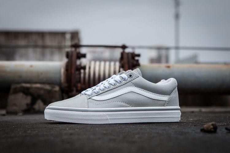 e8faa95a03333 Vans Shoes Grey Original Old SKool Unisex Low