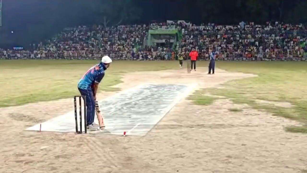DSL Depalpur 140 Runs 36 Balls Nasir Pathan Zebi But Vs