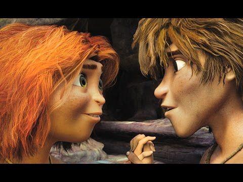Los Croods Una Aventura Prehistórica Pelicula Completa Espanõl Latino Guys Dreamworks Movies Movie Couples