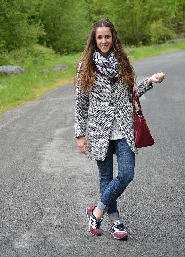 New balance look | Ropa casual, Ropa y Moda para mujer