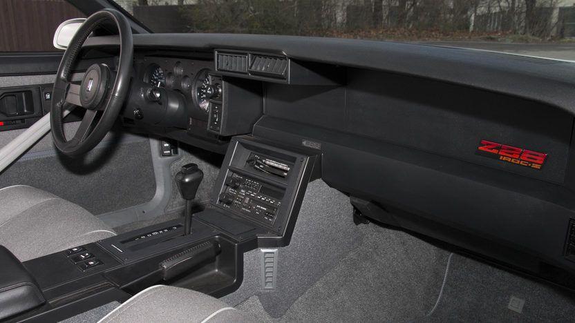 1987 chevrolet camaro iroc z 5 0l 320 miles mecum auctions camaro camaro iroc chevrolet camaro 1987 chevrolet camaro iroc z 5 0l 320