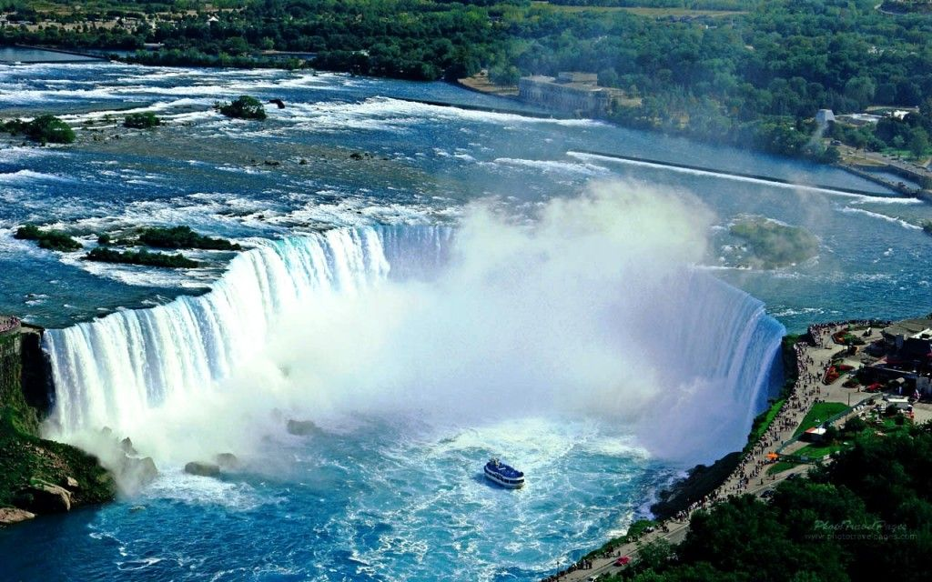 Niagara Falls Canadian Side In 2019 Perfectly Inspired