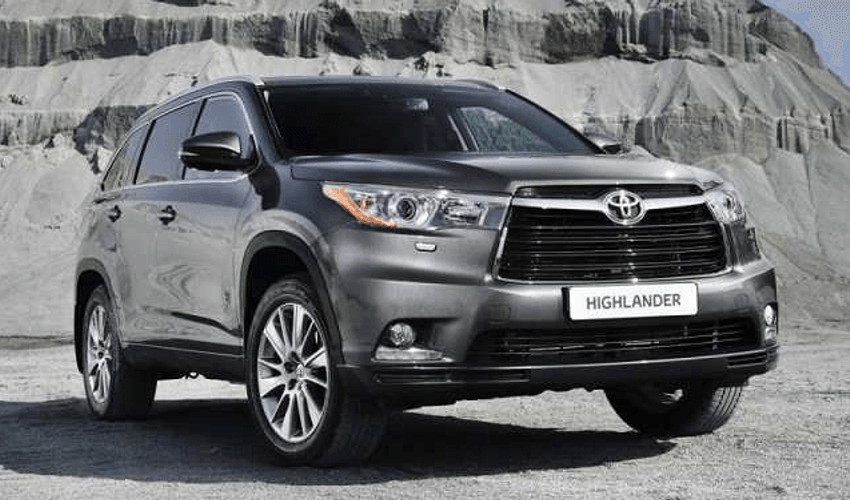 2019 Toyota Highlander Redesign Release Date Specs And Price Rumor