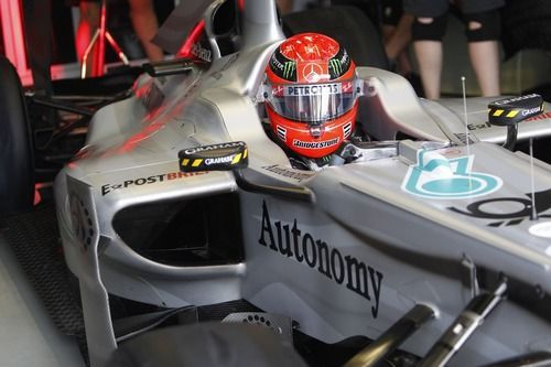 Michael Schumacher  2010