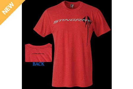 C7 Corvette Stingray Prey T Shirt Corvette Stingray Shirts Stingray