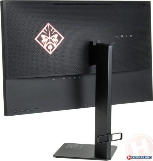 e6c0baaff HP OMEN 27 Inch Gaming Monitor QHD 165Hz 1ms NVIDIA G-SYNC ...