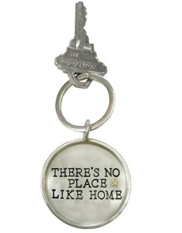 Heather B. Moore Keychain Names, Serif Fit with Additional 내 집은 하늘나라♥