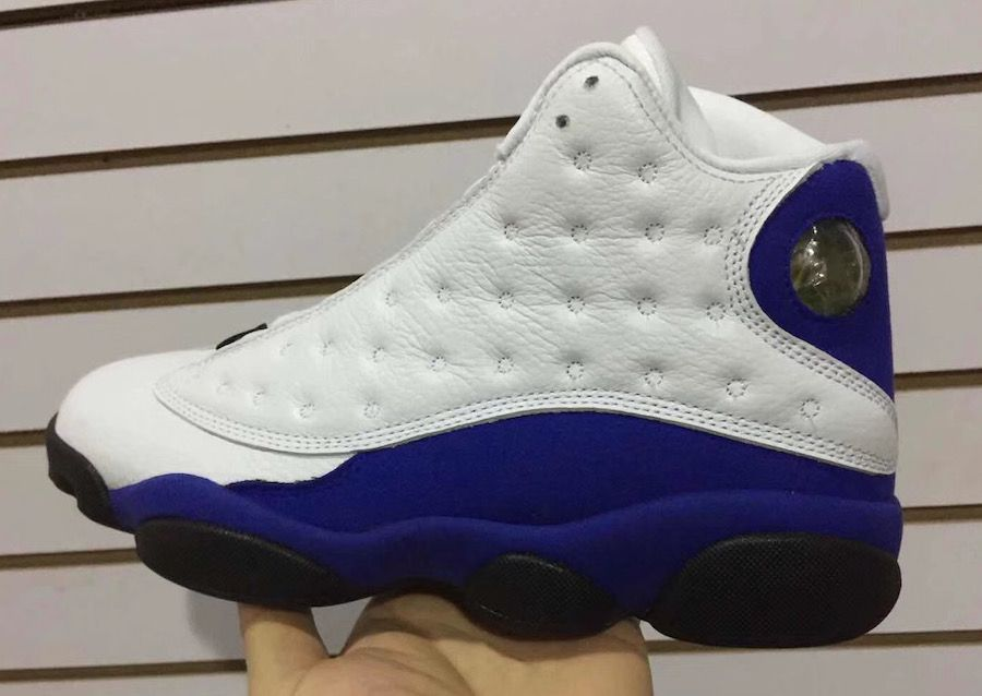 uk availability 6a36f eb924 Air Jordan 13 Hyper Royal Dropping Next Year