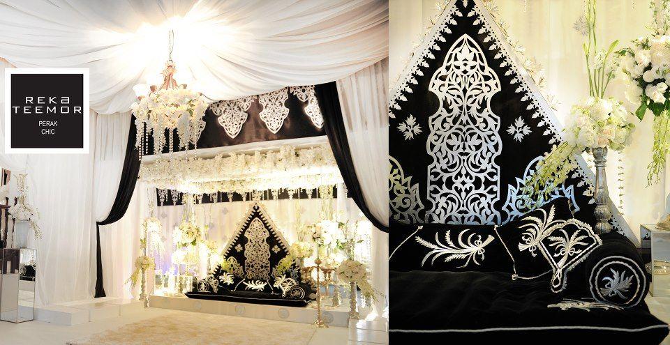 Tekat Timbul Wedding Stage Malay Wedding Dream Wedding