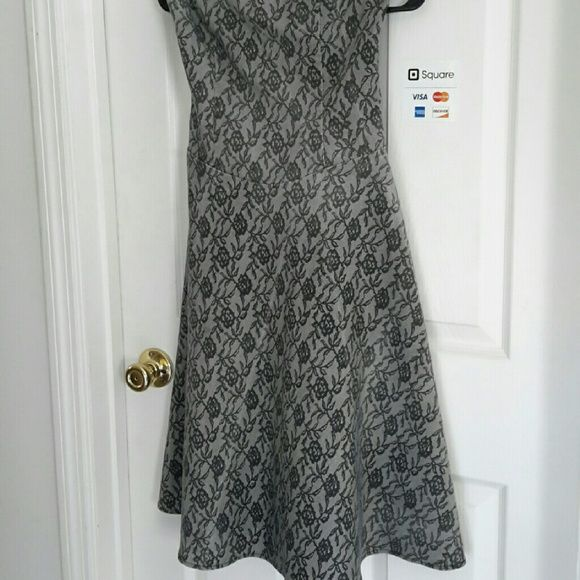 Charlotte Russe strapless flower detail dress EUC, worn once for graduation. Charlotte Russe Dresses Strapless