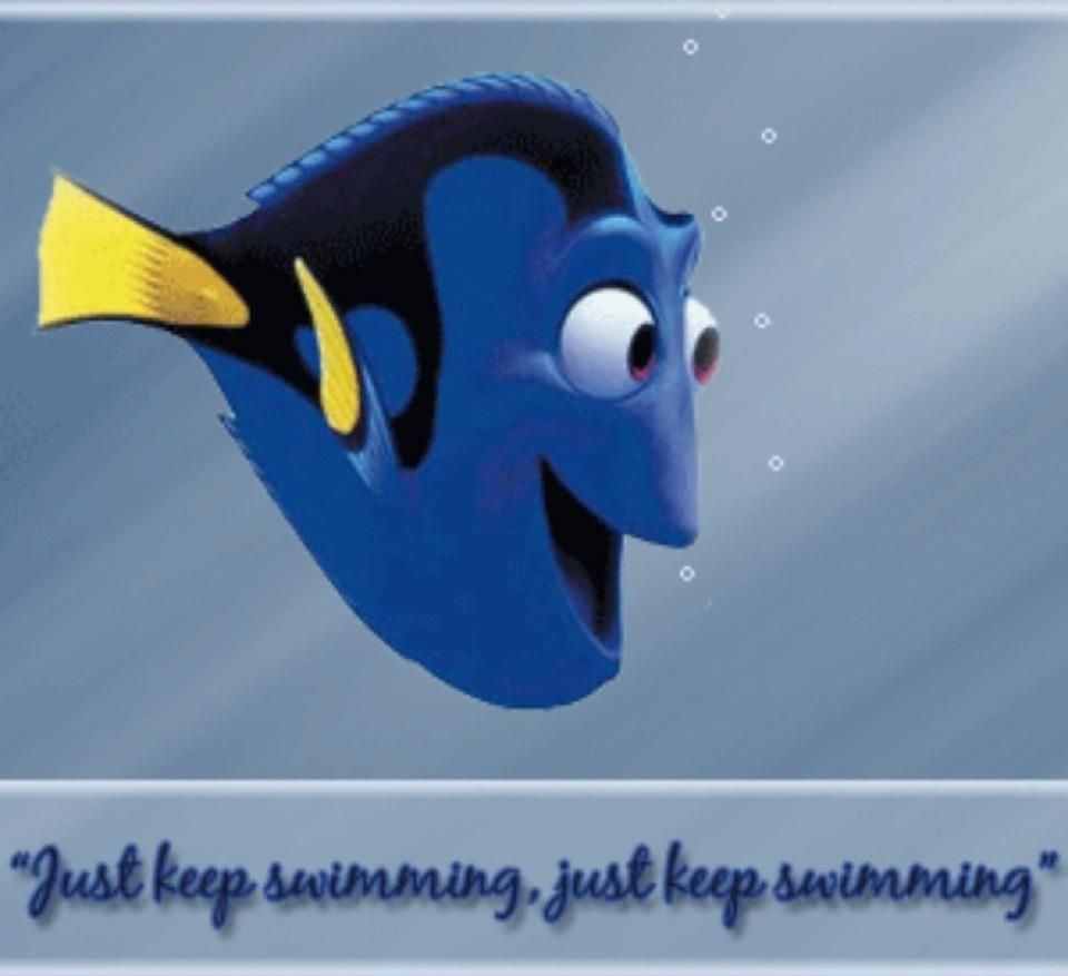 Dory Quotes Love Dory   Puts A Smile On My Face Pinterest  Love