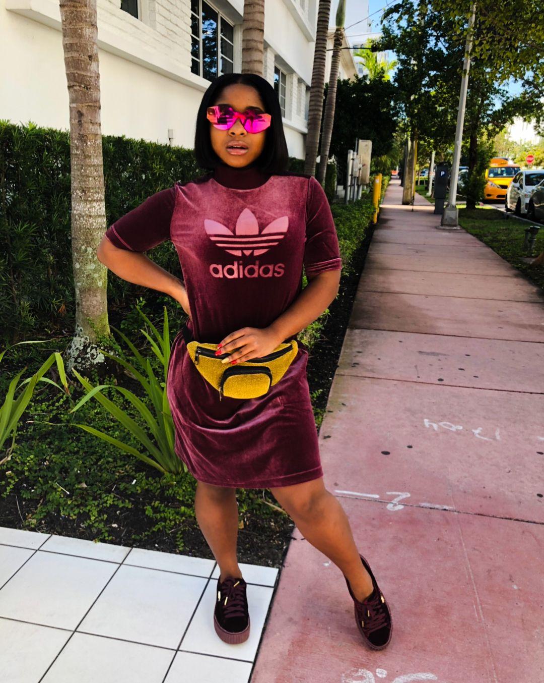 Reginae Carter | Jumpsuit dress, Fashion, Cool outfits