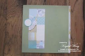 Stampin' Krystal: Are you ready for an Afternoon Picnic?