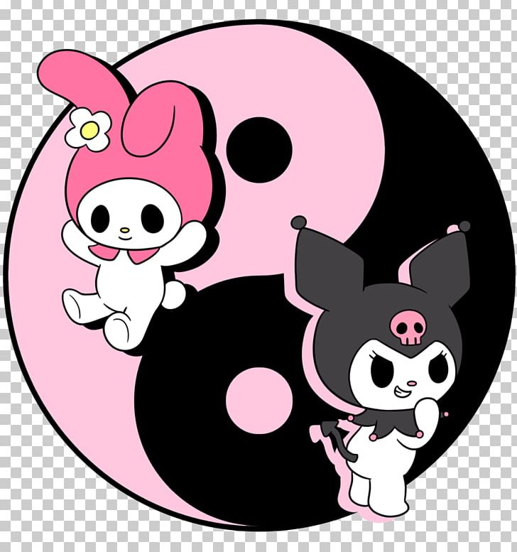 my melody and kuromi - Google Search | Hello kitty ...