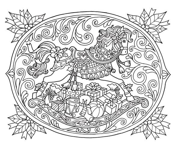 pintan2914 on adult coloring pages  horse coloring