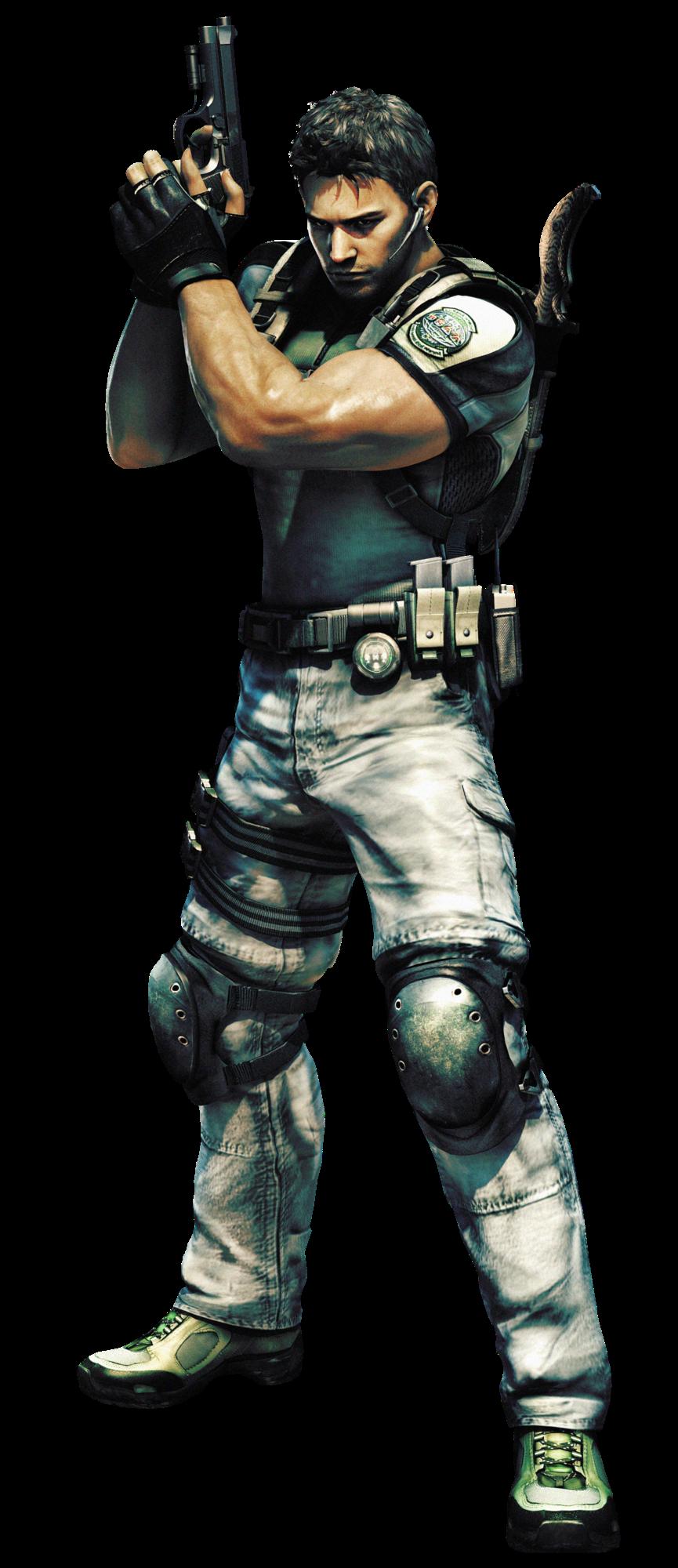 Chris Redfield Re5 Resident Evil 5 Resident Evil Resident Evil Game