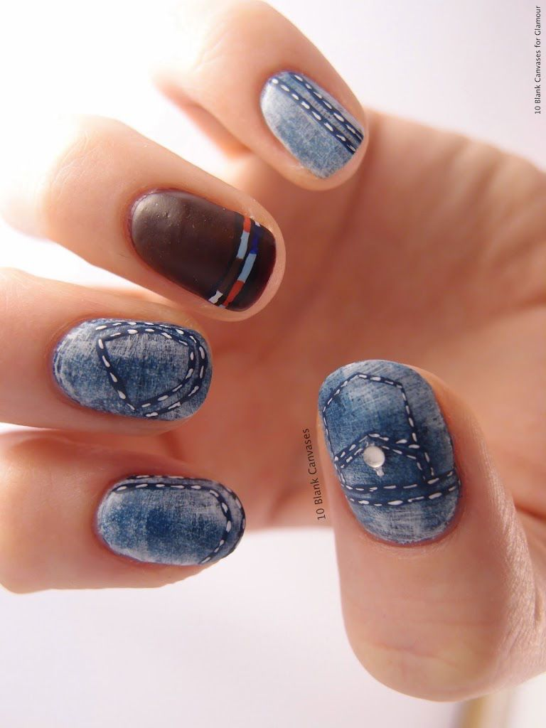 if you are looking for new nail design to try this fall, i love