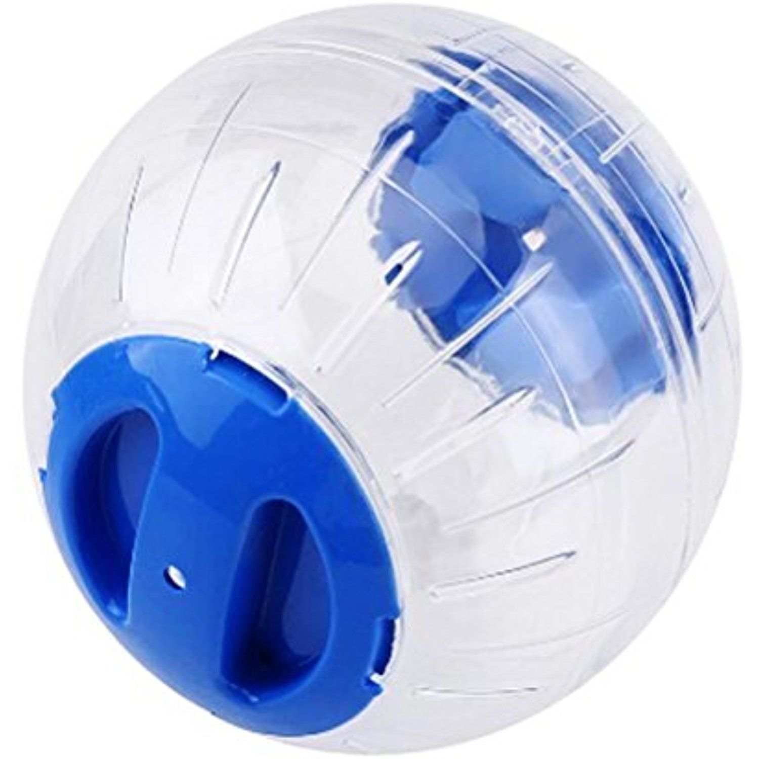 Ueetek Transparent Hamster Exercise Ball Mini Plastic Toys For More Information Visit Image Link This Is An Affil Small Hamster Gerbil Toys Dog Toy Ball